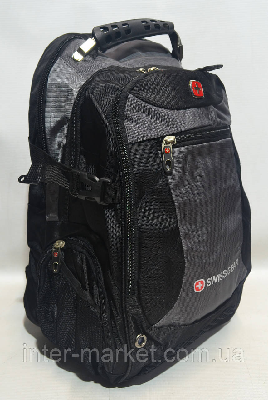 Универсальный городской рюкзак с отделением для ноутбука SWISSGEAR, фото 1
