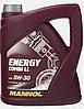 Моторное масло Mannol Energy Combi LL 5W-30 4L
