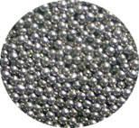 Сахарные жемчужины серебряные (2 мм)