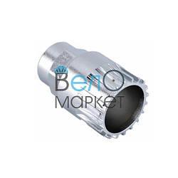 Съёмник каретки (хром) предназначен для установки и снятия картриджных кареток