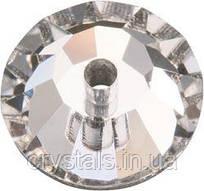 Пришивные пайетки хрустальные Preciosa (Чехия) 3 мм Crystal