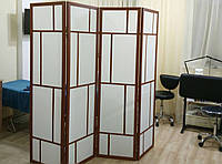 Ширма для комнаты, перегородки блоками, фото 1