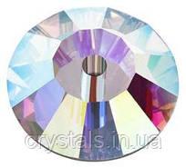 Пришивные пайетки хрустальные Preciosa (Чехия) 3 мм Crystal AB