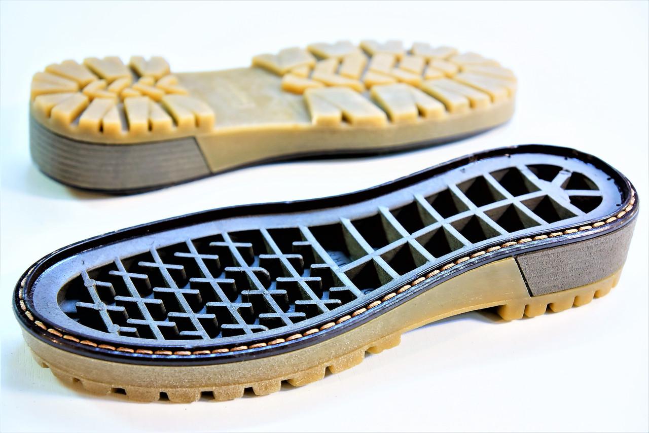 Подошва для обуви женская Астра-10 Бежева р.36-41