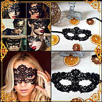 Кружевная маска для создания романтического и сексуального образа №6