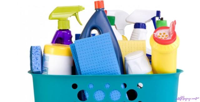 Бытовая химия, чистящие средства