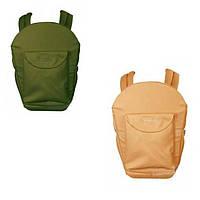 Рюкзак для переноски детей Womar № 2  (слинги, кенгуру, кенгурушки, эргорюкзаки, вомар) [2 цвета]