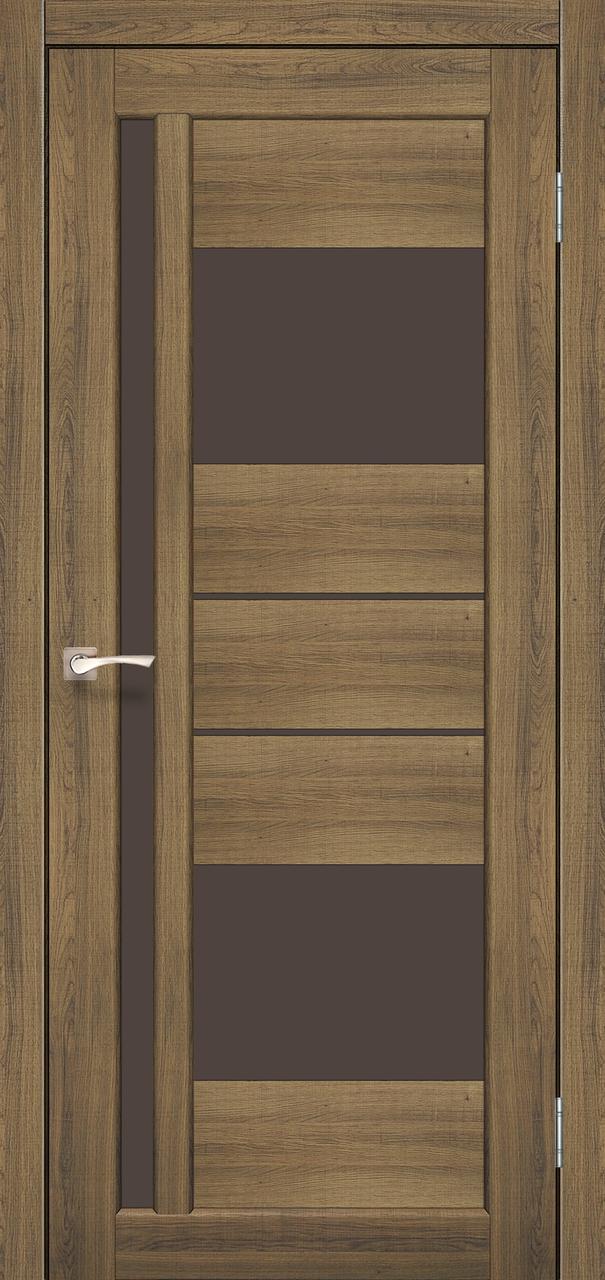 Міжкімнатні шпоновані двері Корфад