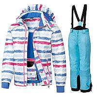 Лижний мембранний термо костюм CRIVIT. Лыжный мембранный термокостюм Кривит