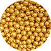 Сахарные жемчужины золотые (5 мм)