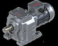 Цилиндрический соосный мотор-редуктор A/F