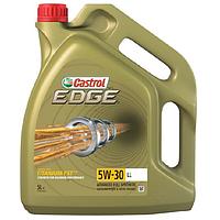 Масло моторное Castrol EDGE 5W-30 LL 5л.