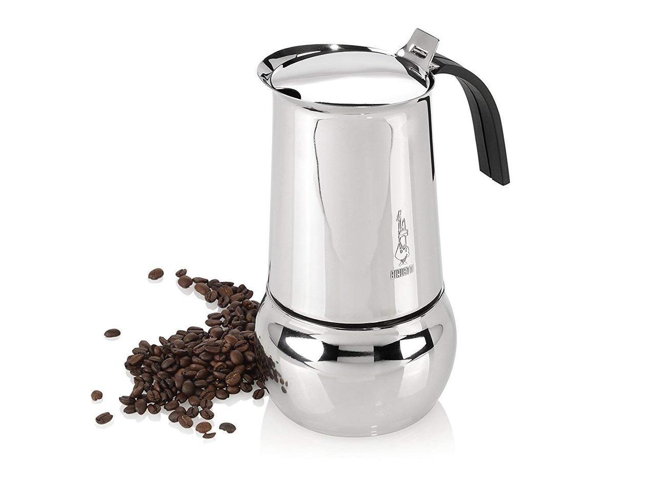 Гейзерная кофеварка Bialetti Kitty (10 чашек - 500 мл)