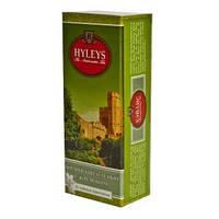 """Чай английский зеленый с жасмином """"Hyleys"""", 125х2 г"""