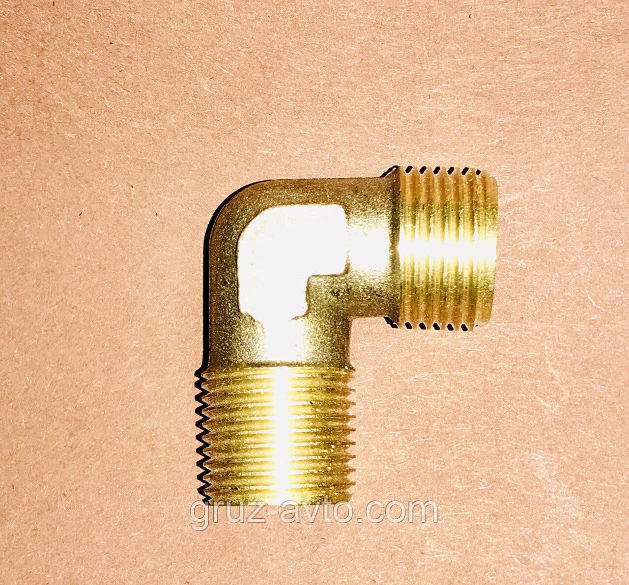 Уголок компрессора Камаз Зил МАЗ М18*М16