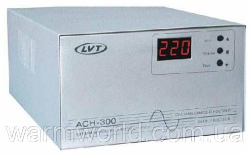 Автоматический электронный регулятор - стабилизатор напряжения АСН-300