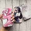 Чехол пластик мрамор для iPhone X (10), фото 2