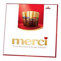 Шоколадные конфеты ассорти Merci Petits, 250 г.