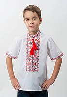 Дитяча сорочка з вишивкою, арт. 4412к.р.