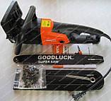 Электропила GOODLUCK ECS 2850/405, фото 2