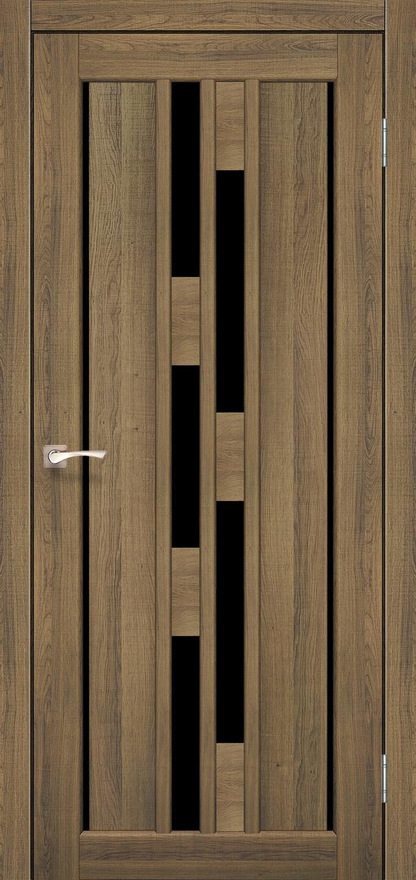 Міжкімнатні шпоновані двері Korfad Venecia Deluxe