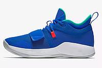 Баскетбольные кроссовки Nike Zoom PG 2.5 синие