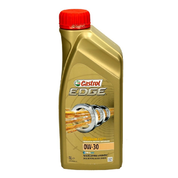 Масло моторное Castrol EDGE FST 0W-30 1л