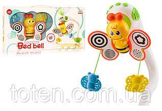Мобиль-карусель музыкальный  Baby Tilly с проектором Бабочка, арт. WS6805