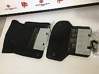 Коврики салона резиновые комплект Audi A3 2004-2013.Артикул 8P1061501041-8P0061511041. Оригинал., фото 1