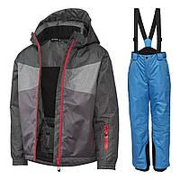 Лижний мембранний  термо костюм CRIVIT. Лыжный мембранный термокостюм  Кривит 158-164.