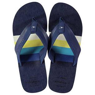 Тапки ONeill Imprint Pattern Flip Flops Mens, фото 2