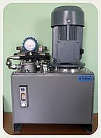 Маслостанция гидравлическая VOLIT 1,5кВт, 180Бар с ручным управлением (HSV-25/1.5/1.1/3-2S)