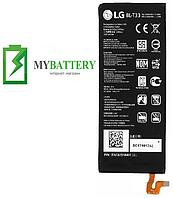 Оригинальный аккумулятор АКБ батарея для LG M700A Q6 Dual Sim/ M700N/ Q6 Plus/ Q6a/ BL-T33 3000mAh 3.85V