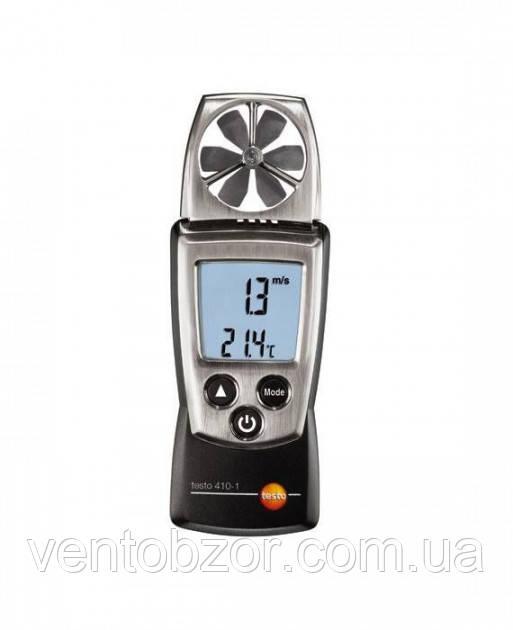 Testo 410-1 Термоанемометр Testo