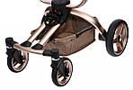 Коляска Miqilong V-Baby X159 бежева, фото 9