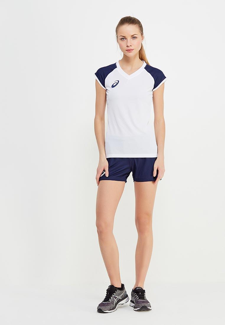Форма волейбольная Asics Volleyball Cap Sleeve Set (W) 156862 0001