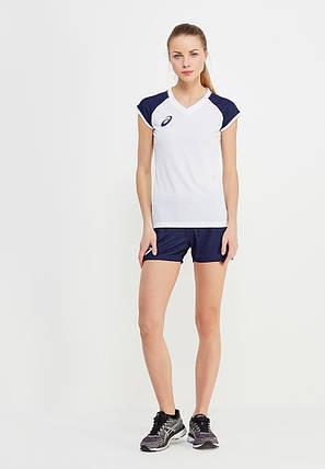 Форма волейбольная Asics Volleyball Cap Sleeve Set (W) 156862 0001, фото 2