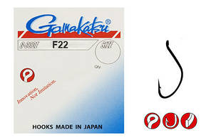 Гачок Gamakatsu F22 №8 25шт