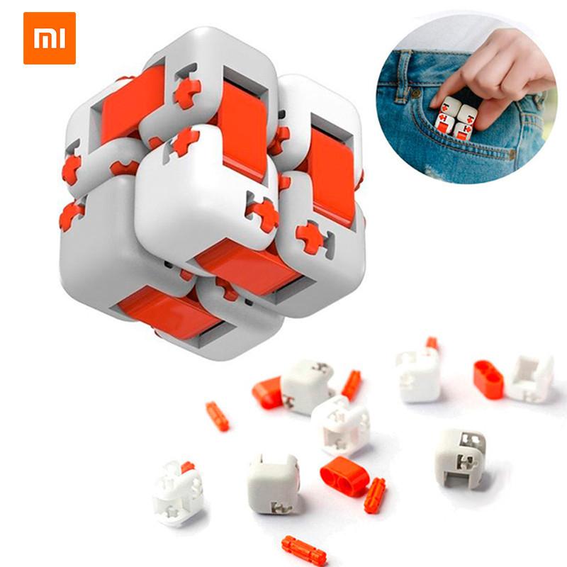 Конструктор Антистрес куб Infinity Cube Xiaomi, кольоровий, в коробці