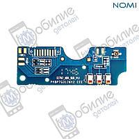 Плата Nomi i5511 SPACE M1 вспомогательная