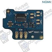 Плата Nomi i5001 EVO M3 вспомогательная