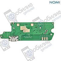 Плата Nomi i5071 Iron X1 вспомогательная
