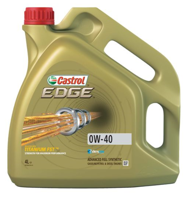 Масло моторное Castrol EDGE FST 0W-40 4л.