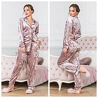 Пижама из велюра DN21