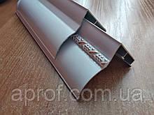 Карниз алюминиевый БПО-07 (двухрядный)