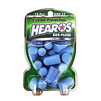 Беруши HEAROS XTREME PROTECTION NRR32 (14 пар)