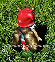 Подставка для цветов кашпо Жучок малый, фото 2