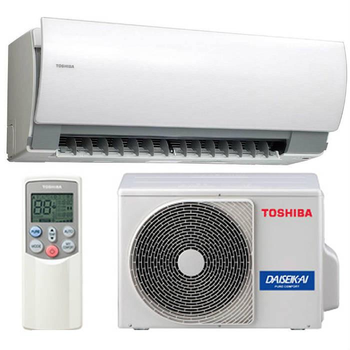 Инверторный кондиционер Toshiba RAS-18PKVP-ND/RAS-18PAVP-ND