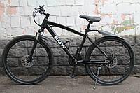 Велосипед МУЖСКОЙ Горный BMW Black X1-X6