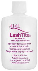 Клей для пучковых ресниц ARDELL™ LashTite Individual Lash Adhesive CLEAR - 22 мл.